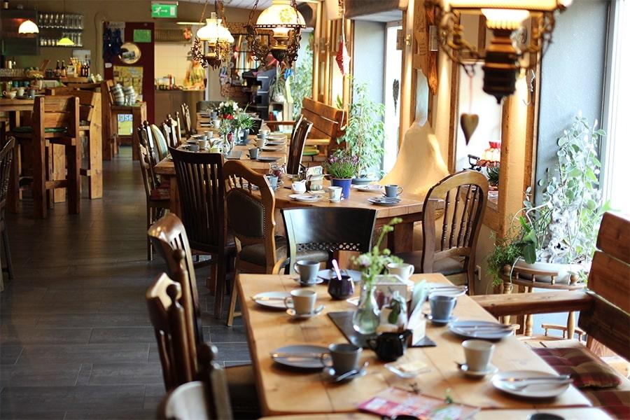 Niederrheinische Kaffeetafel | Hof Elverich