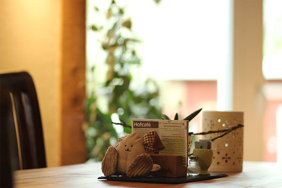 Hofcafè | Hof Elverich